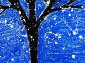 Draw Winter Tree
