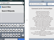 Enhance Spotlight Search With CommandSpot Cydia Tweak