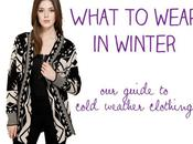 What Wear Cold Weather