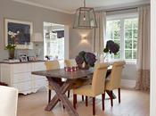 Dining Room Love with Casual Style