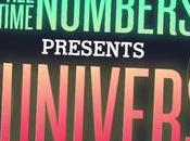 Universe Numbers (Video Infographic)