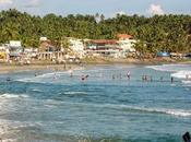 Kovalam Beach Town Most Beauty