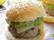 Tequila Turkey Sliders with Guacamole