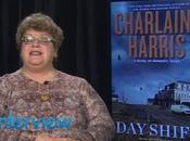 """Charlaine Harris Talks """"Day Shift"""" """"True Blood"""""""