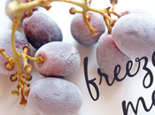 Delicious: Frozen Grapes