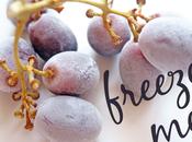 Delicious: Frozen Grapes