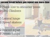 'Reset' Workout