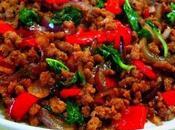 Recipe: Gkaprow Thai Basil Pork
