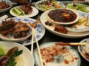 Chinese Food Multitude Aromas, Flavours Colors