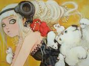 Camilla d'Errico Comic Book Artist Surrealist