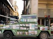 Unusual Bookmobile Mobile Library Vans