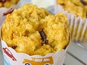 Steamed Pumpkin Muffins