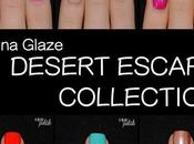 China Glaze: Desert Escape Collection Swatches Review