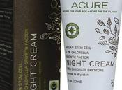 Acure Organics Night Cream Review