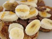 Eggless Wholemeal Pancakes