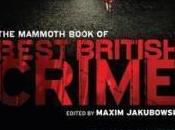 Short Stories Challenge Bloodsport Cain from Collection Mammoth Book Best British Crime