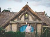 Magical Middle Earth Hobbiton Wedding Tinted Photography