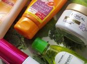Summer Daytime Skincare Heroes Garnier, L'Oreal, Vaseline Lotus Herbals