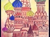 Saint Basil's Cathedral- Sketch