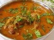 Preparation Mutton Curry