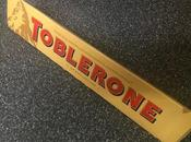 Today's Review: Toblerone