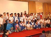 Celebration Philippine Athletics Team Victory 28th Games