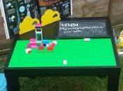 Creating Lego Table #UpcycleRevolution