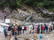 Heavy Rainfall Kedarnath Valley- Yatra Stalled Days