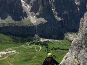 Hiking Climbing Italian Dolomites
