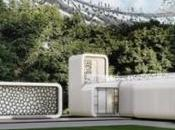 Dubai Create World's First Printed Functional Building Architecture