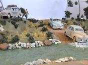 1953 Redex Rally Diorama Finally Finished