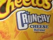 Today's Review: Cheetos Crunchy Cheese
