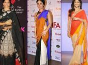 Bollywood Celebs Catching Ways Wear Saree