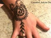 Henna Tattoo FUN! Great Teenage PARTY Idea.