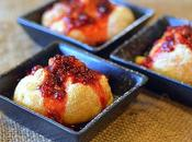 Ricotta Dumpling with Raspberry Sauce