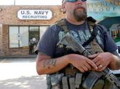 Army Recruiters: Treat Armed Citizens Security Threat