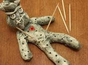 Voodoo Doll Toothpick Holder