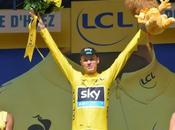 Christopher Froome Great Britain Wins Tour France