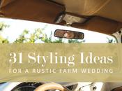 Styling Ideas Rustic Farm Wedding