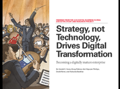 Digital Transformation About Strategy, Technology