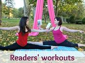 Readers' Workouts July