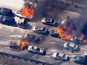 California Freeway Fire ..... Drones Impede Fighting