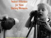 Indoor Activities Kids During Monsoon
