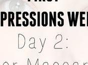 YouTube First Impressions Week: Dior Mascara