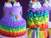 Little Pony Cakes, Part One: Rainbow Dash