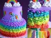 Little Pony Cakes, Part One: Rainbow Dash