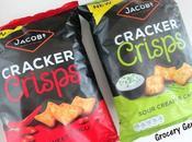 Review: Jacob's Cracker Crisps