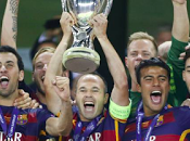 Barcelona Claim UEFA Super Over Sevilla Goalfest