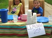 Make Perfect Lemonade Stand with Your Kids…
