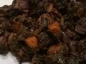 Sweet Potato, Black Bean Kale Chilli‏